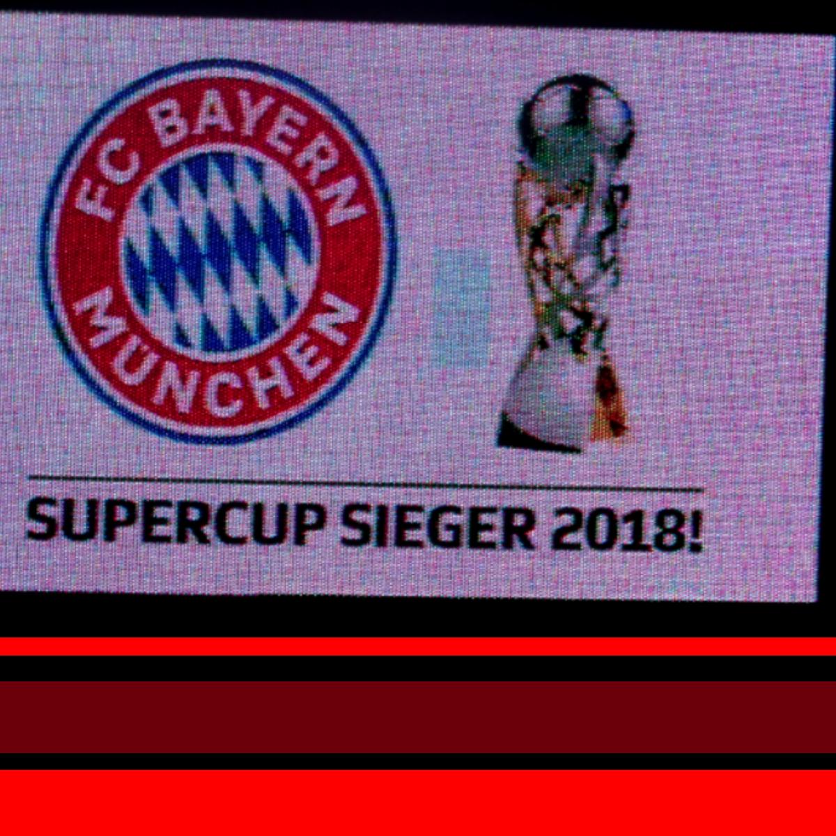 Superpokalsieg 2018!