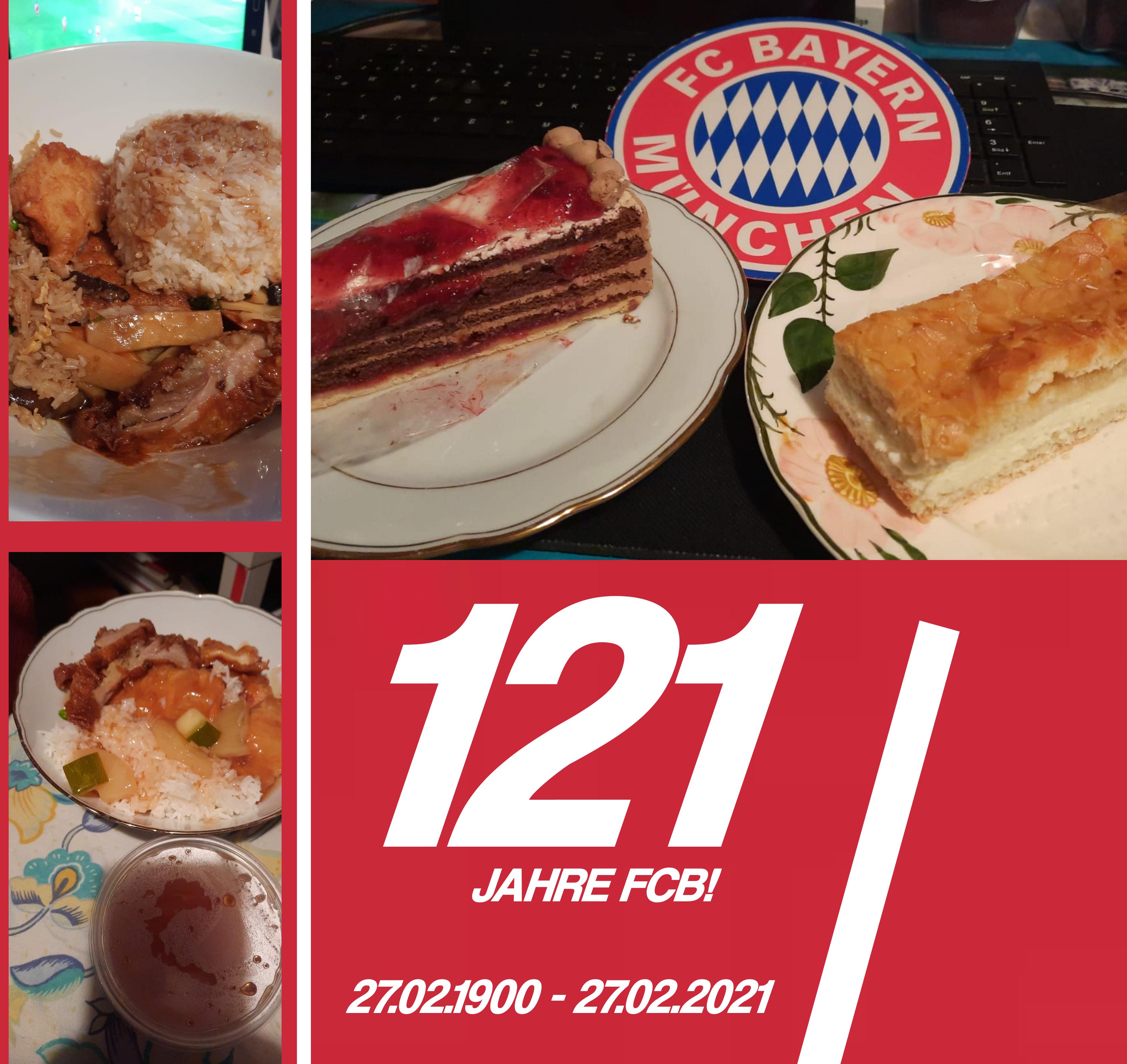 HAPPY BIRTHDAY lieber FCB! <3