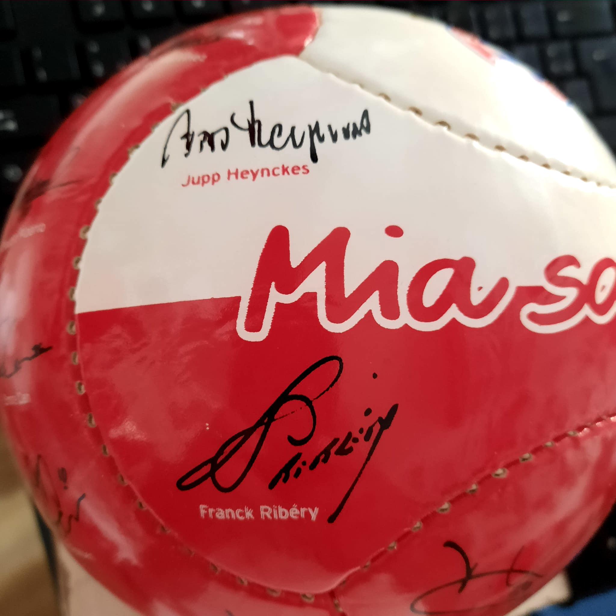 Ein Ball aus unserer Sammlung!