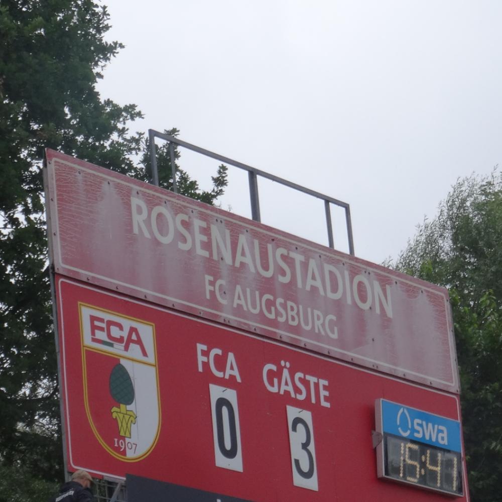 17.07.21: Die Amateure siegten 3-0 beim FCA II!