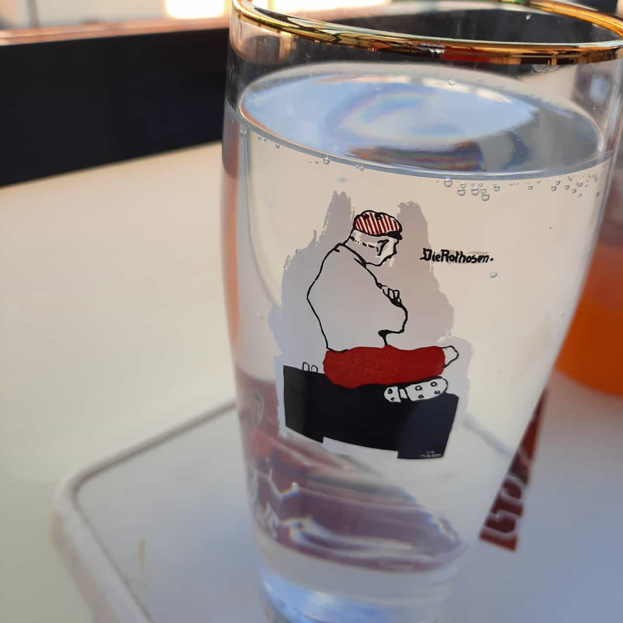 Ein tolles Glas der Kurt Landauer Stiftung - wenn ihr auf das Bild klickt gelangt ihr per Link dorthin! ;-)