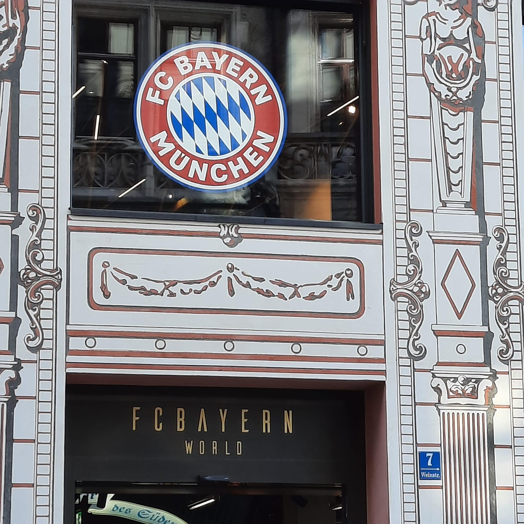 Die FC Bayern Welt!
